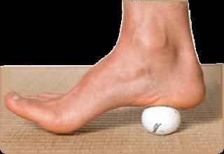 bra skor mot hälsporre